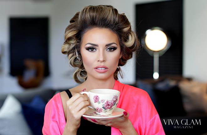 Jade Marie JadeyWadey180 viva glam magazine beauty makeup tutorial