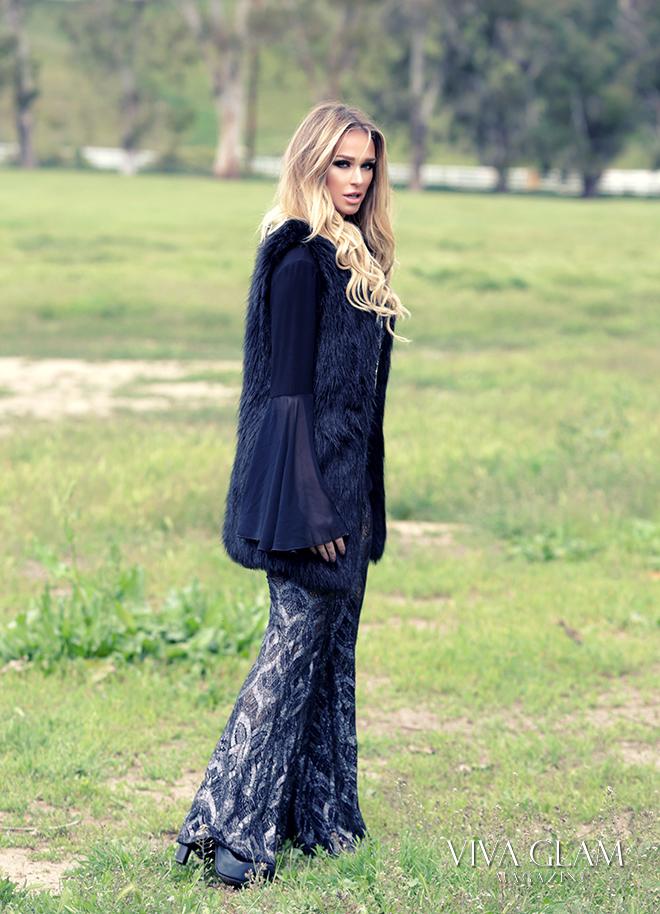 katarina van derham viva glam magazine cashmere hair deja jordan coachella festival fashion inspo