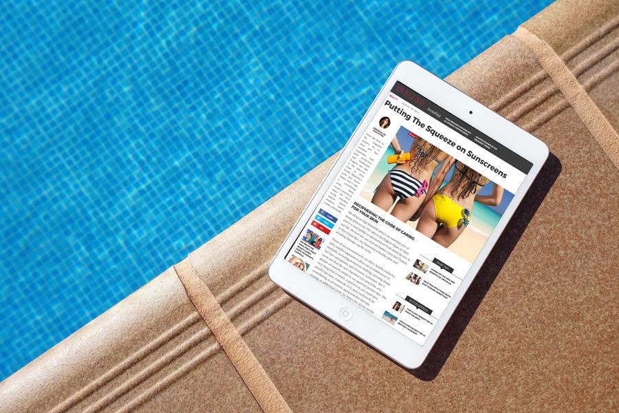 poolside-creative-contributor-article putting-squeeze-sunscreen-by Gwendalyn Augustine-Unsplash-Photo-maarten-van-den-heuve
