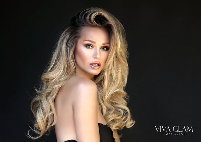 sexy nude katarina van derham cashmere hair viva glam magazine makeup deja jordan photo