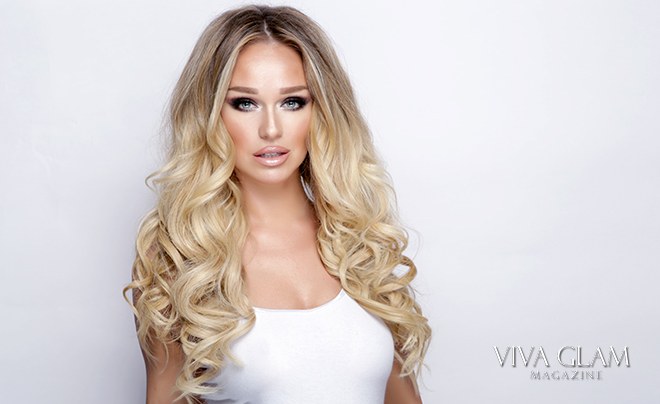 katarina van derham hair viva glam magazine cashmere hair extensions sunset blonde big sexy
