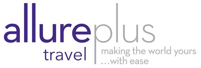 Donna Wong Allure Plus travel logo