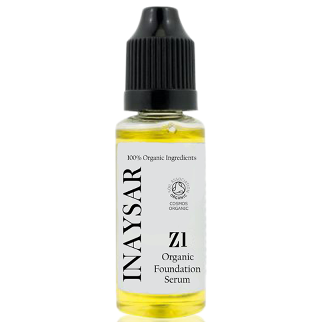 Inaysar Z1 Organic Foundation Serum