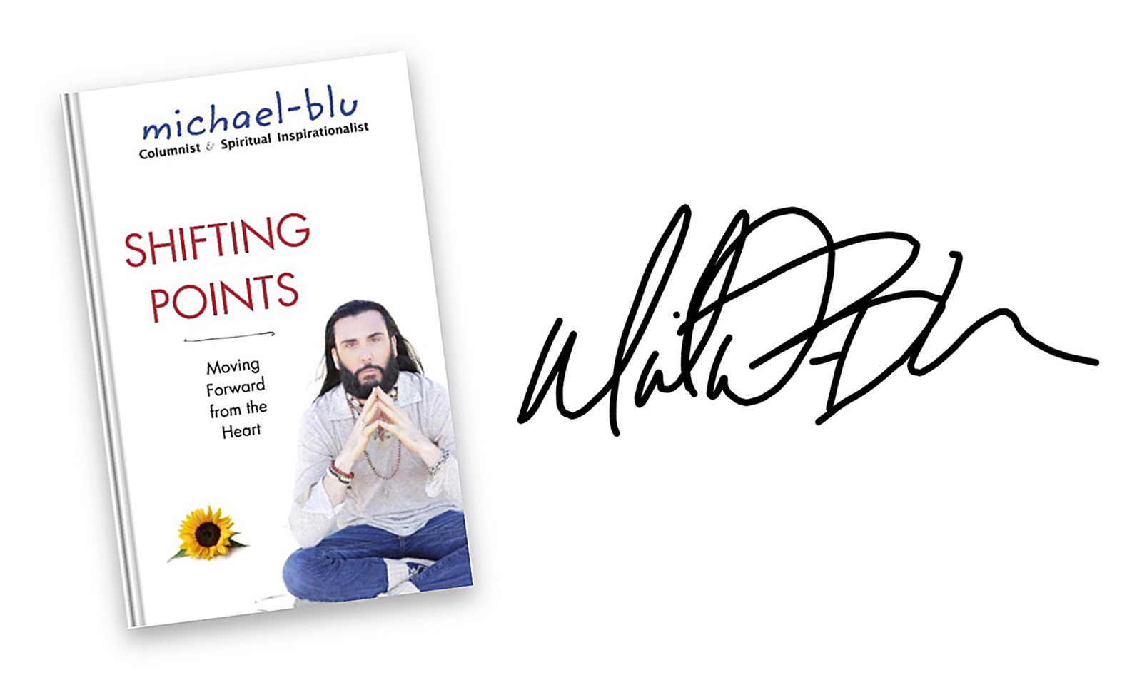 Shifting Points book from the Heart Michael-Blu