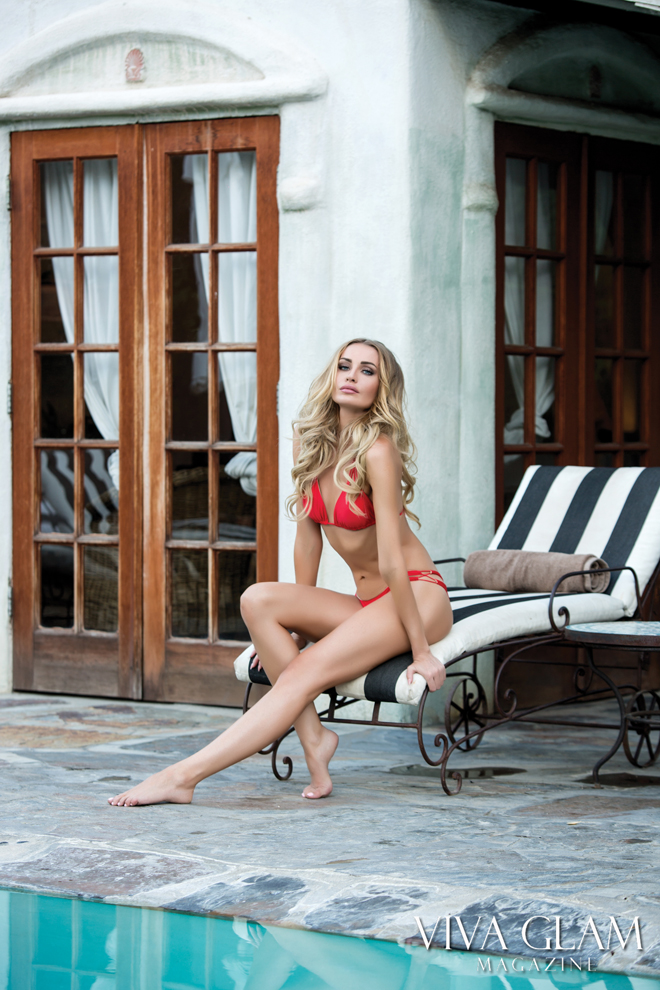 Top 20 Sexiest-2017-Agata-Zia-Maaji-Swim-Korakia-pool, Photographer Deja Jordan Makeup Hair Katarina Van Derham