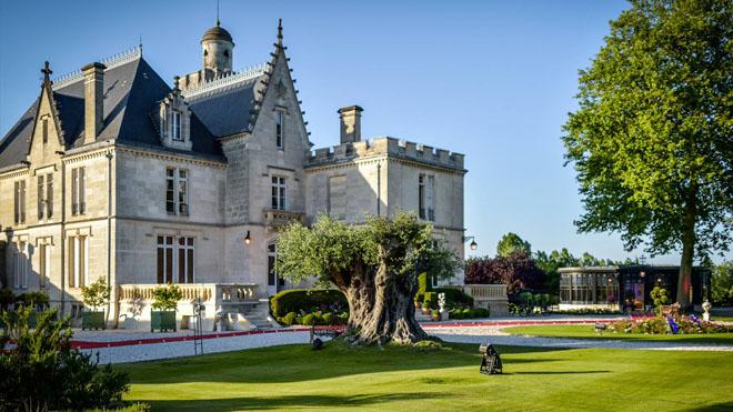 Chateau Pape Clement, Bordeaux
