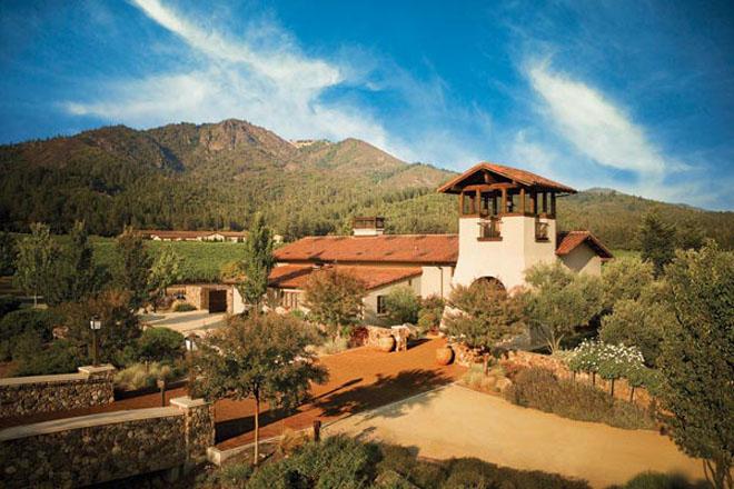 St. Francis Winery & Vineyards, Santa Rosa