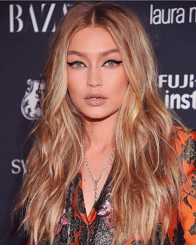 The 21 Best Gigi Hadid Makeup Looks Ever cat eyeliner