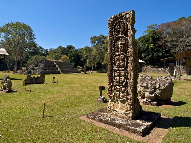 The Most Stunning Images of Mayan Ruins Copan Ruins
