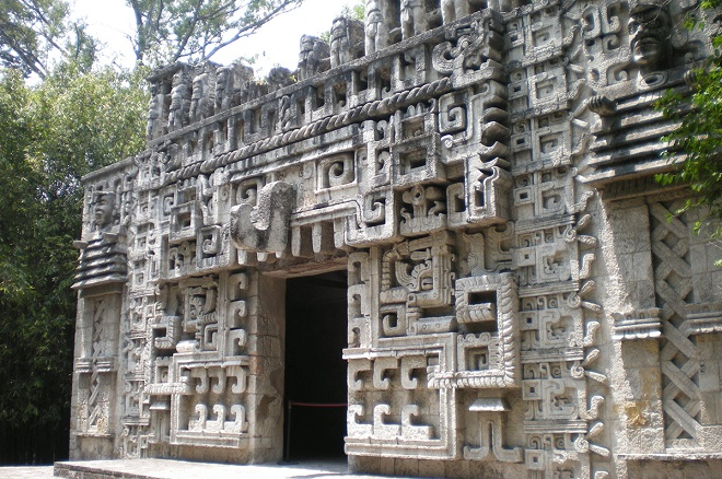 The Most Stunning Images of Mayan Ruins Becan Ruins