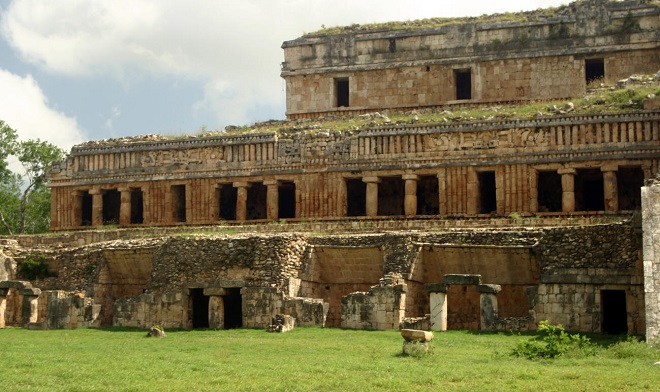 The Most Stunning Images of Mayan Ruins Sayil Ruins