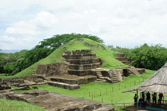 The Most Stunning Images of Mayan Ruins San Andres Ruins