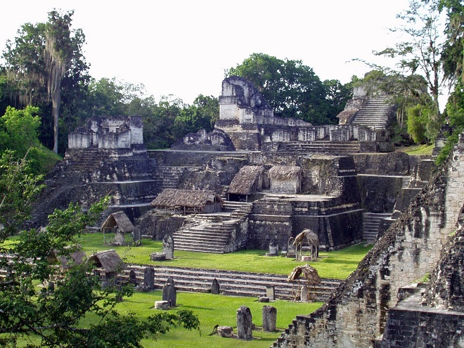 The Most Stunning Images of Mayan Ruins Qurigua Ruins