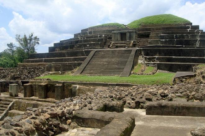 The Most Stunning Images of Mayan Ruins Tazumal Ruins