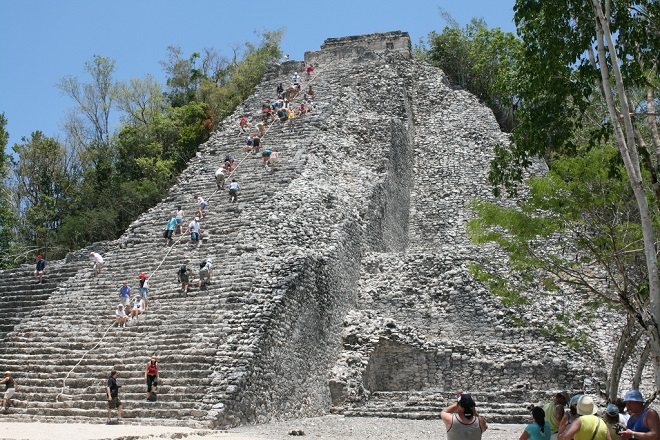 The Most Stunning Images of Mayan Ruins Coba Ruins