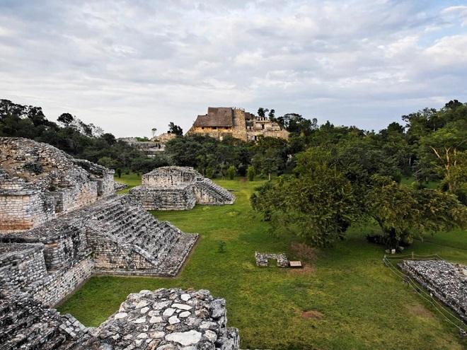 The Most Stunning Images of Mayan Ruins Ek Balam Ruins