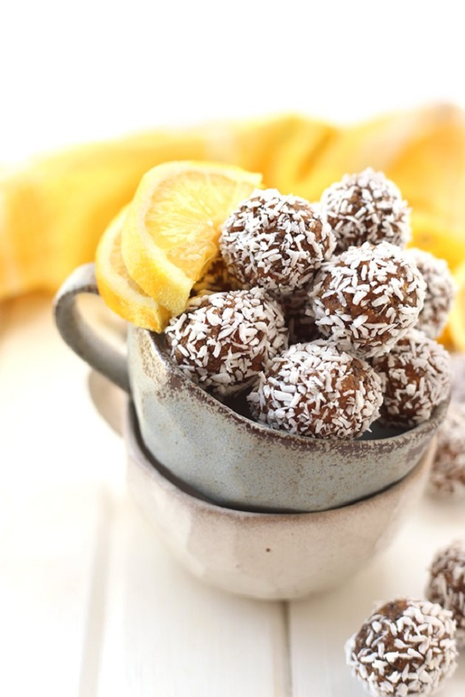 21 Ways to Use Chia Seeds to Give Your Meals a Protein Boost Fruit, Nut and Chia Energy Balls