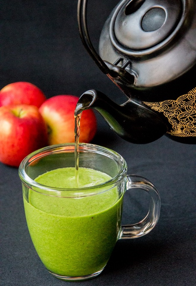 21 Ways to Use Kale Other Than Salad Hot Green Smoothie