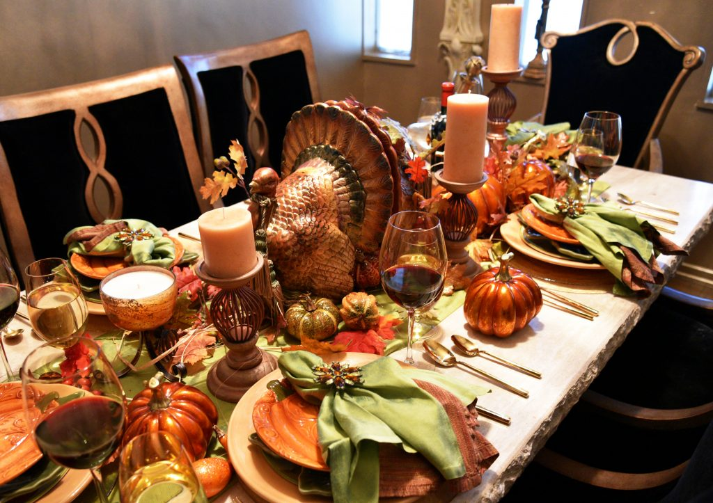 Hollywood's Life Style Expert Anicia Bragg: How to Create a Memorable Goddess Southern Style Thanksgiving