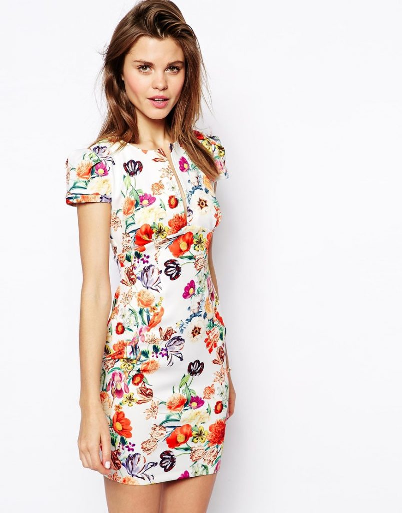 asos-bold-print-patterned-dress-60s-fashion-trend-style