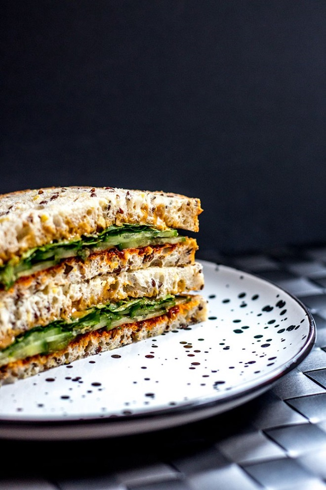22 Vegan Recipes to Enhance with Gochujang GOCHUJANG AND PEANUT BUTTER SANDWICHES