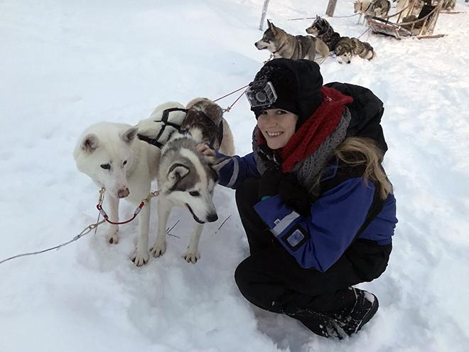 Kakslauttanen_Arctic_Resort_Malorie_Mackey_Husky_Sledding