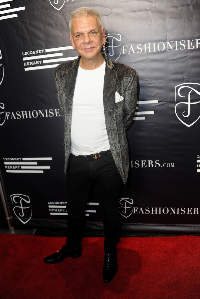 "Fashionisers.com Presents The Los Angeles Debut Of Lecoanet Hemant At ""One Night In Paris"""