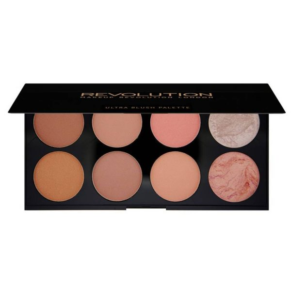 makeup-revolution-ultra-blush-palette-hot-spice-contouring