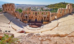 athens, greece, history