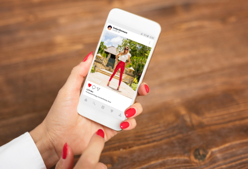 instagram, social media, fashion blogger