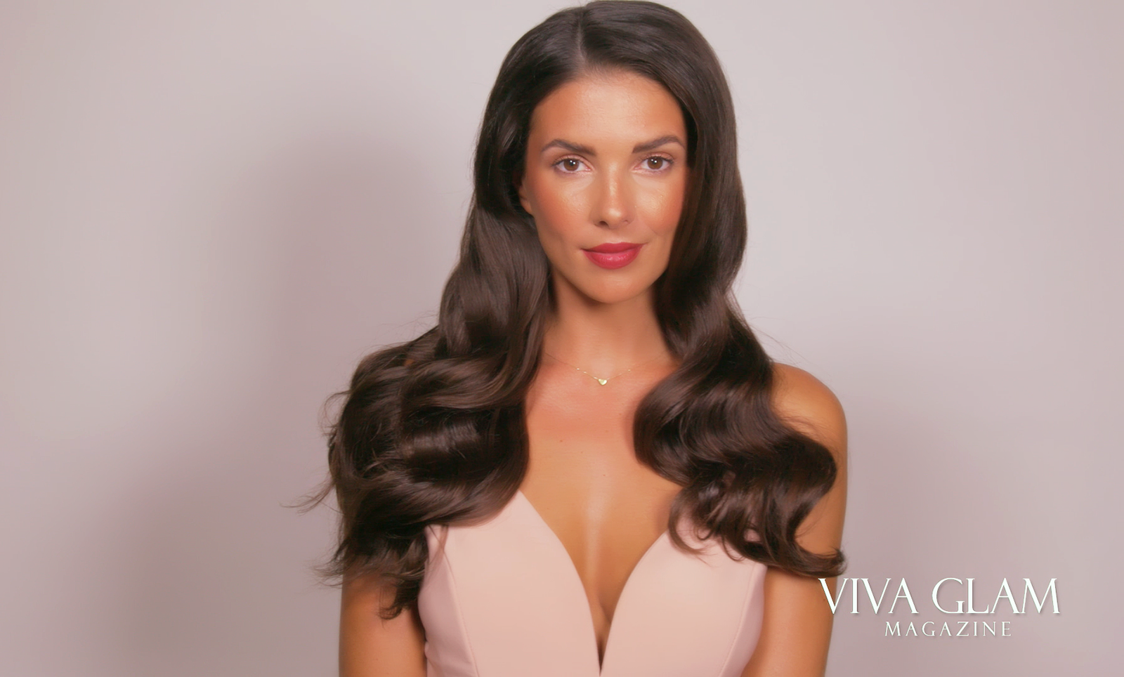 Old Hollywood Glam Hair Tutorial Viva Glam Magazine