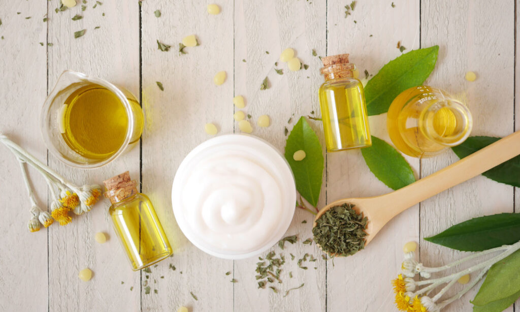 skincare ingredients, raw ingredients