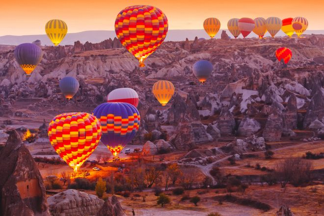 50 Destinations Worldwide to See This Summer Cappadocia Turkey