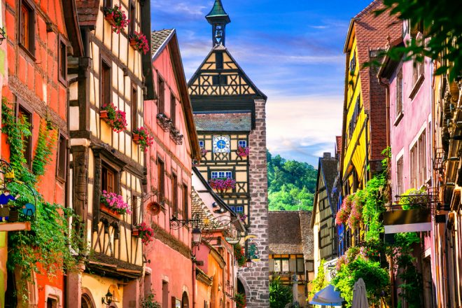 50 Destinations Worldwide to See This Summer Riquewihr
