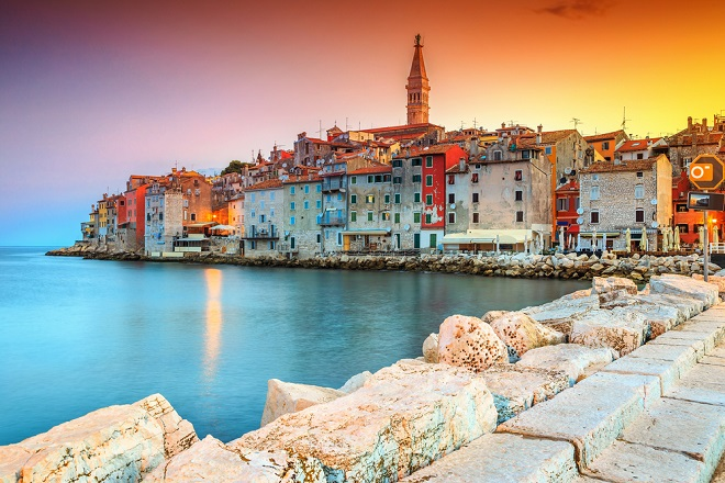 50 Destinations Worldwide to See This Summer Rovinj