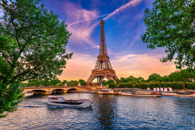 50 Destinations Worldwide to See This Summer Paris