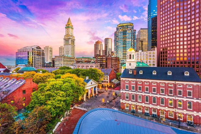 50 Destinations Worldwide to See This Summer Boston