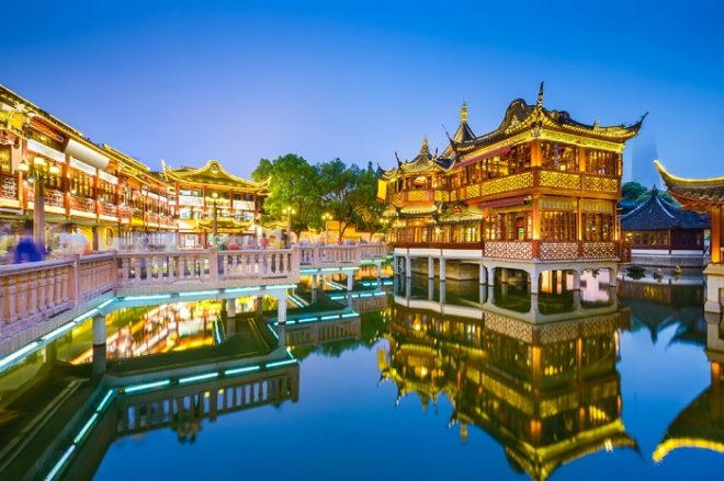 50 Destinations Worldwide to See This Summer Shanghai