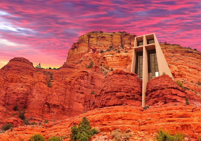 50 Destinations Worldwide to See This Summer Sedona