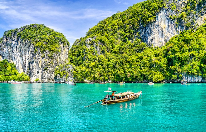 50 Destinations Worldwide to See This Summer Phuket
