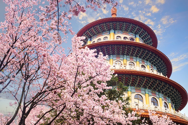 50 Destinations Worldwide to See This Summer Taipei