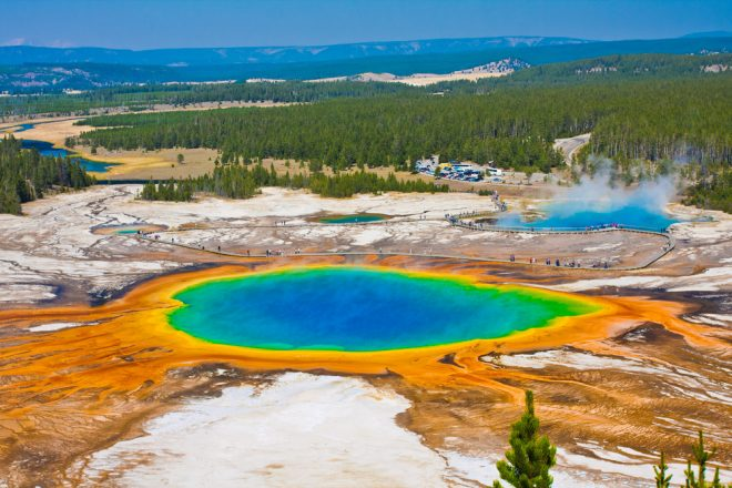 50 Destinations Worldwide to See This Summer Yellowstone