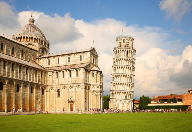 50 Destinations Worldwide to See This Summer Pisa