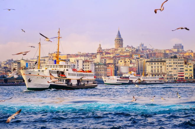 50 Destinations Worldwide to See This Summer Istanbul
