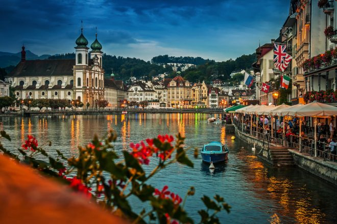 50 Destinations Worldwide to See This Summer Lucerne