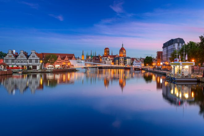 50 Destinations Worldwide to See This Summer Gdansk