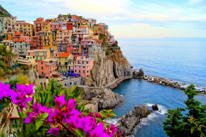 50 Destinations Worldwide to See This Summer Cinque Terre