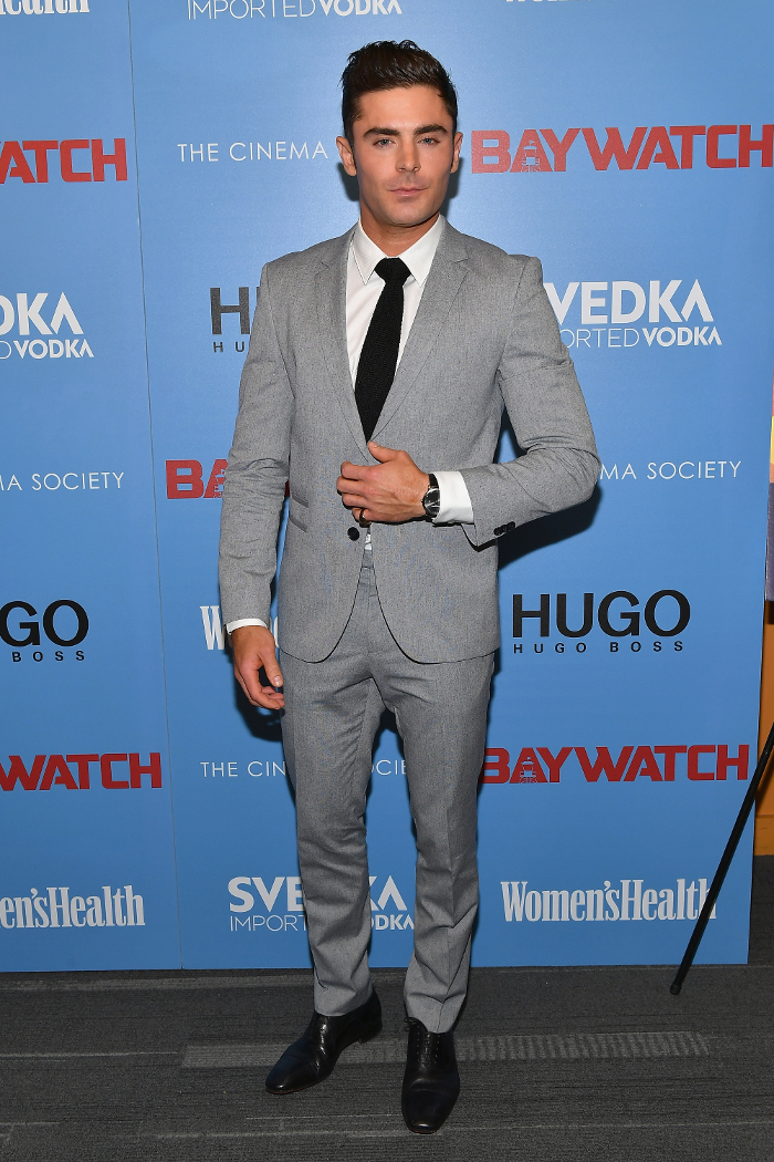 Hollywoods Sexiest Men of 2018 Zac Efron