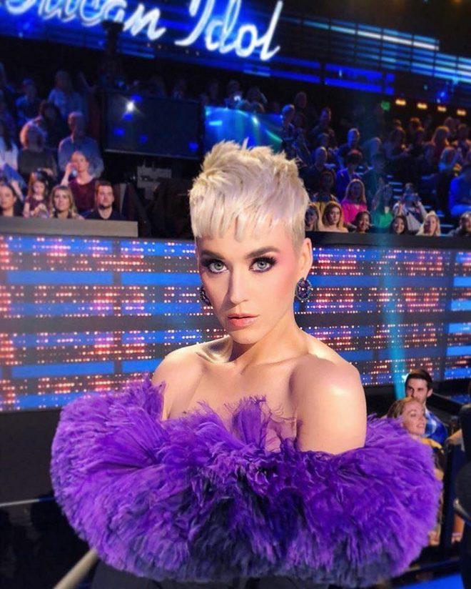 45 of Michael Anthony Best Beauty Looks on Instagram nude lips purple eyeshadow