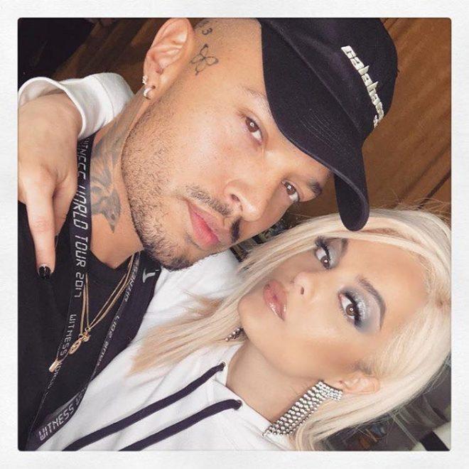 45 of Michael Anthony Best Beauty Looks on Instagram nude lipstick silver eyeshadow